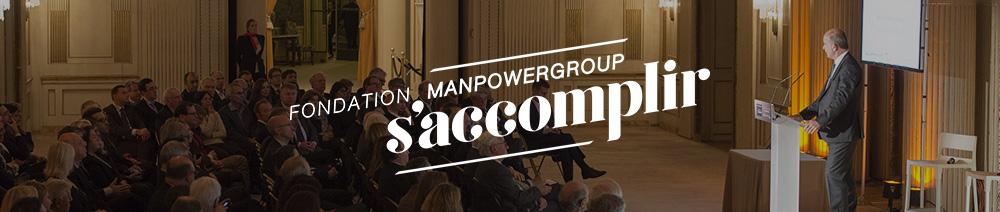 Fondation Manpowergroup s'accomplir