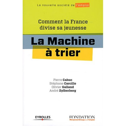 "Couverture ""la Machine à trier"""