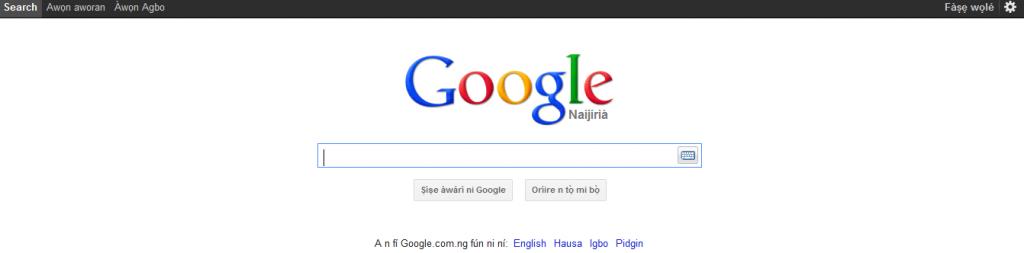 Google.ng