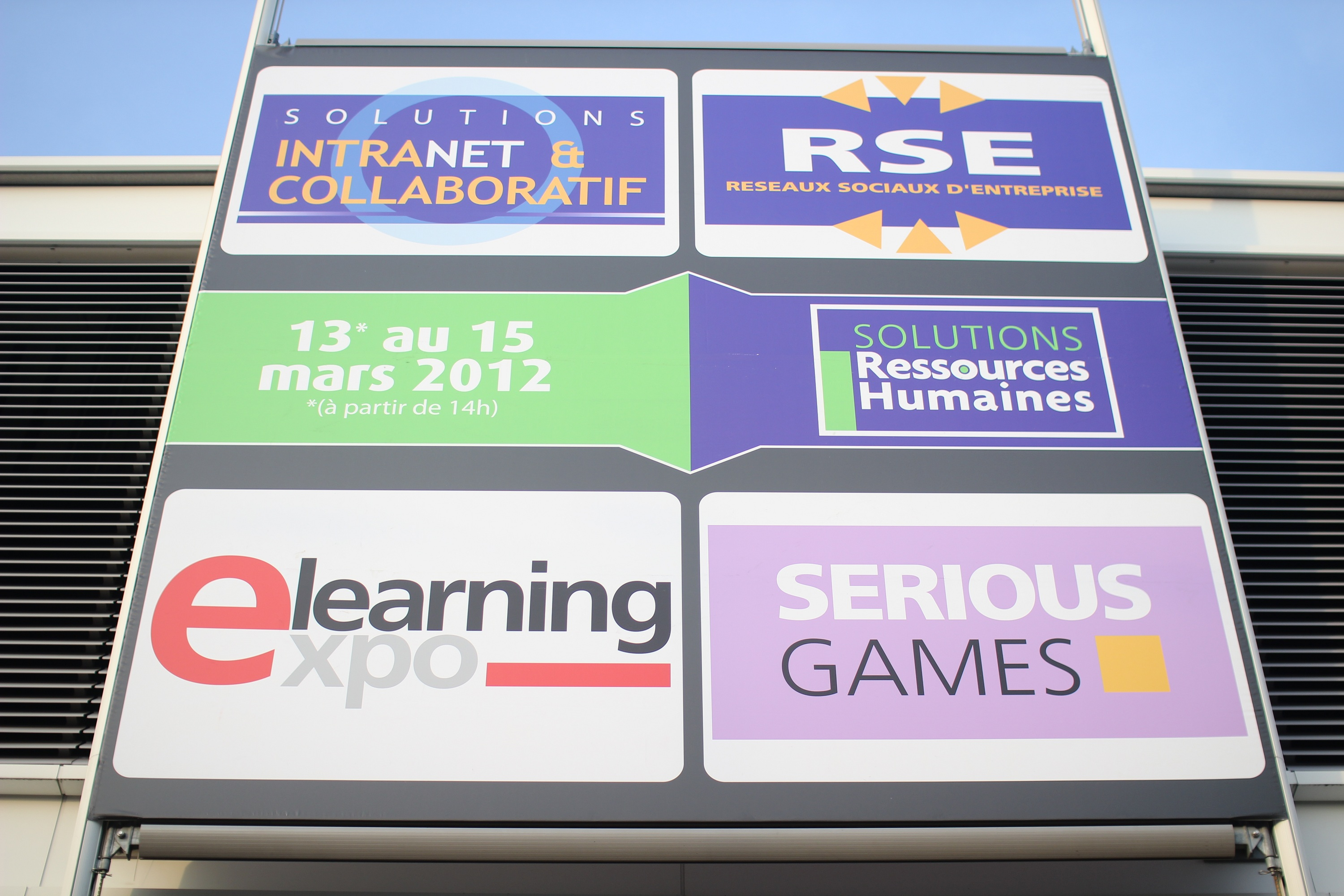 Salon Solutions RH / E-learning Expo