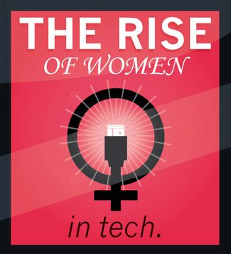 The Rise of Women in Tech - Une