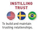 Instaurer la confiance