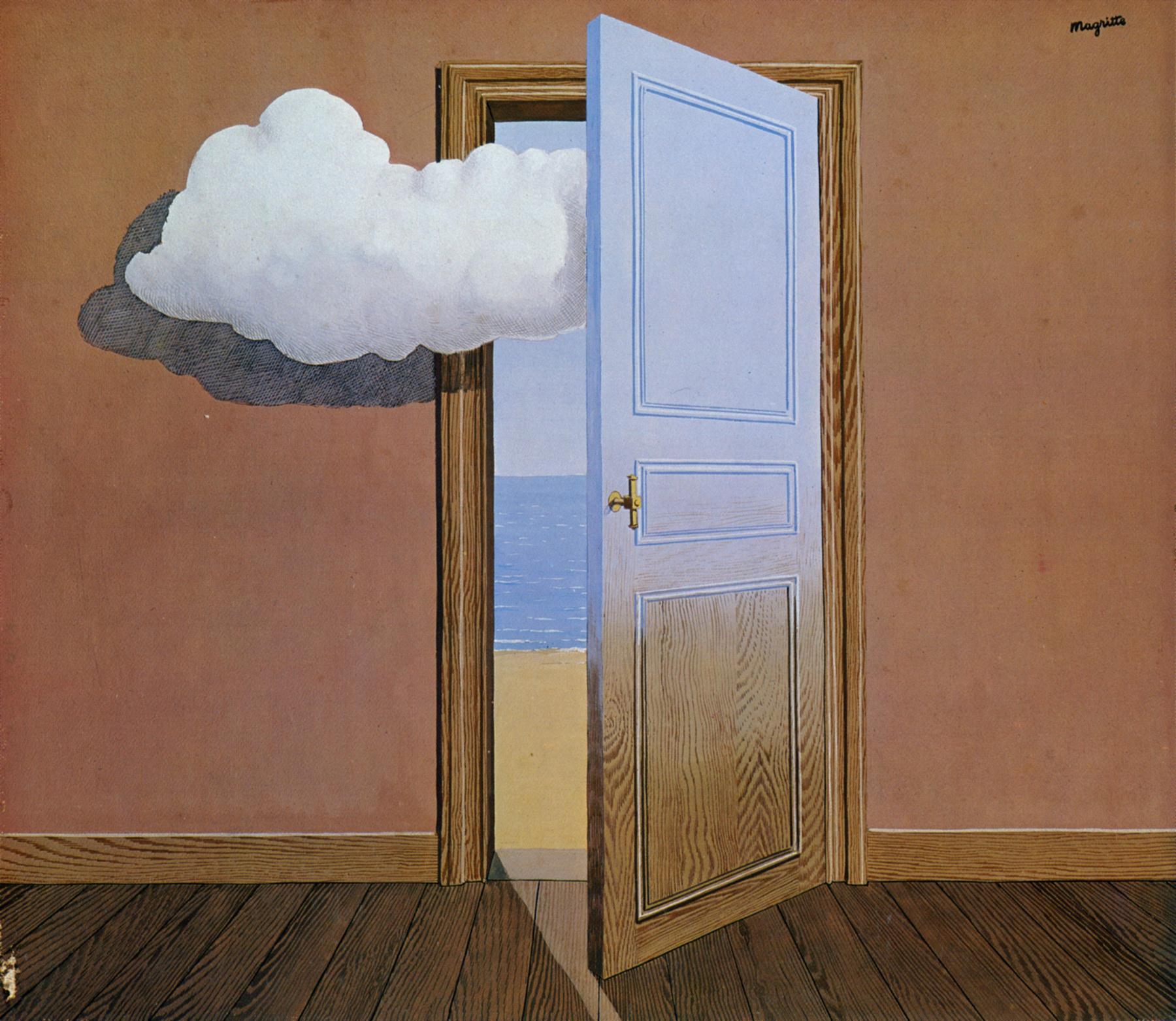 magritte_porte