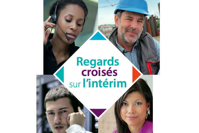 Regards croisés sur l'interim