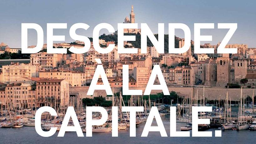 Marseille capitale
