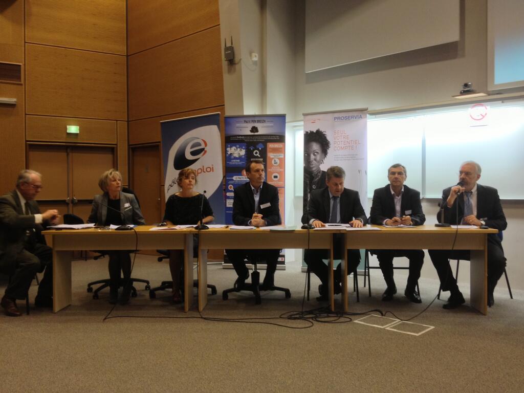 Conférence de presse Pen Breizh