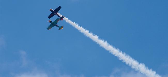 Avions-en-formation