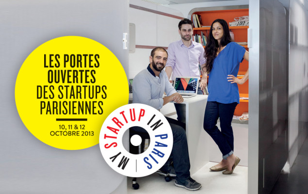 My start up Paris - Portes ouvertes