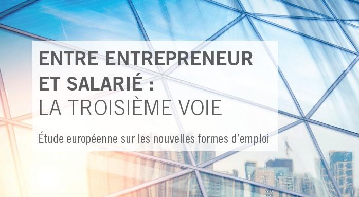 Téléchargez l'essentiel de l'étude européenne de la Fondation ITG sur les nouvelles formes d'emploi