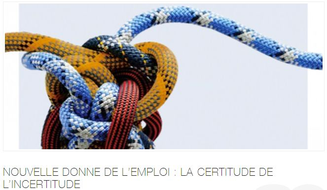 Certitude de l'incertitude