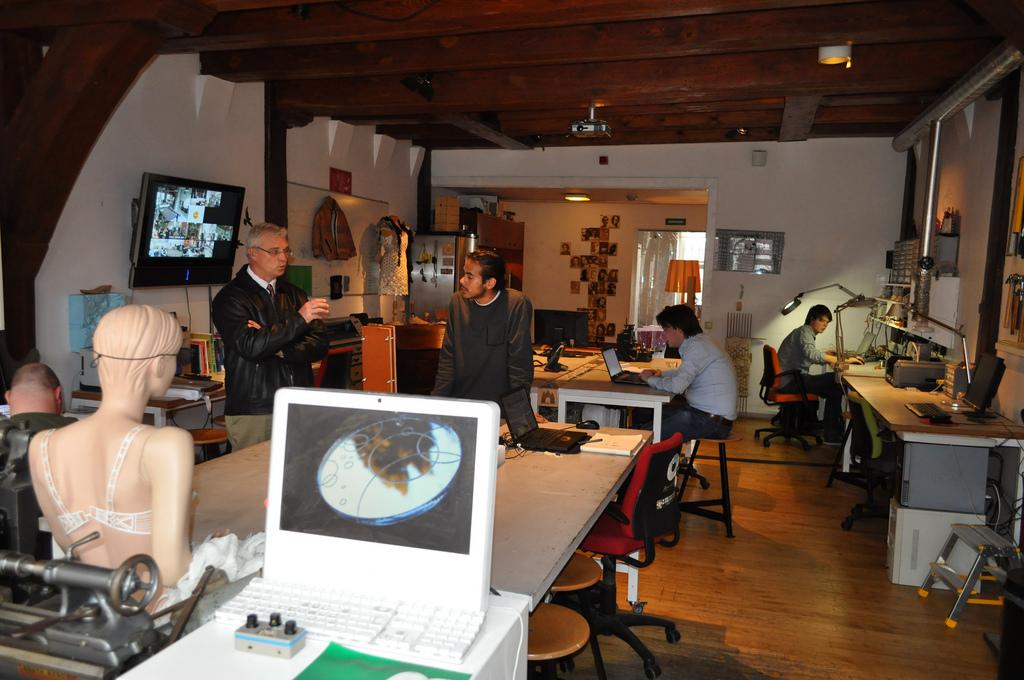 Fablab à Amsterdam - Formation - Mushroom - Cabinet de chasseurs de têtes, cabinet de recrutement, digital, web, innovation, start up