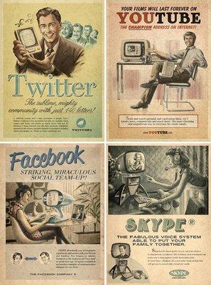 social-media-vintage