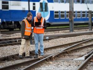 Digital SNCF : tablettes pour les agents de maintenance du réseau