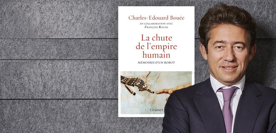 «L'IA permettra aux citoyens de reprendre le contrôle» - Entretien avec Charles-Edouard Bouée