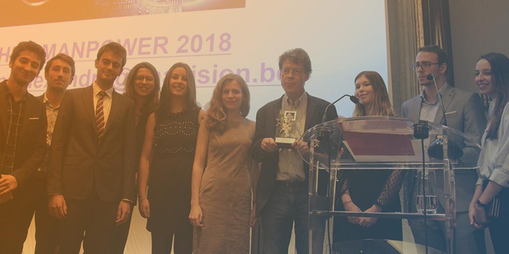 Qui gagnera la bataille de la matière grise? 23e édition des Prix de la Fondation ManpowerGroup-HEC Paris