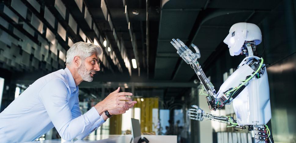 Collaboration Homme-machine : 7 règles pour en faire un duo gagnant