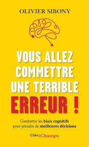 Livre Olivier Sibony